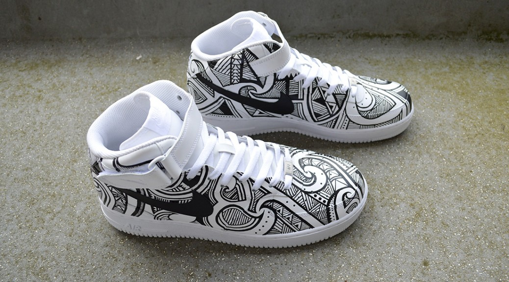 custom air force 1 shoes