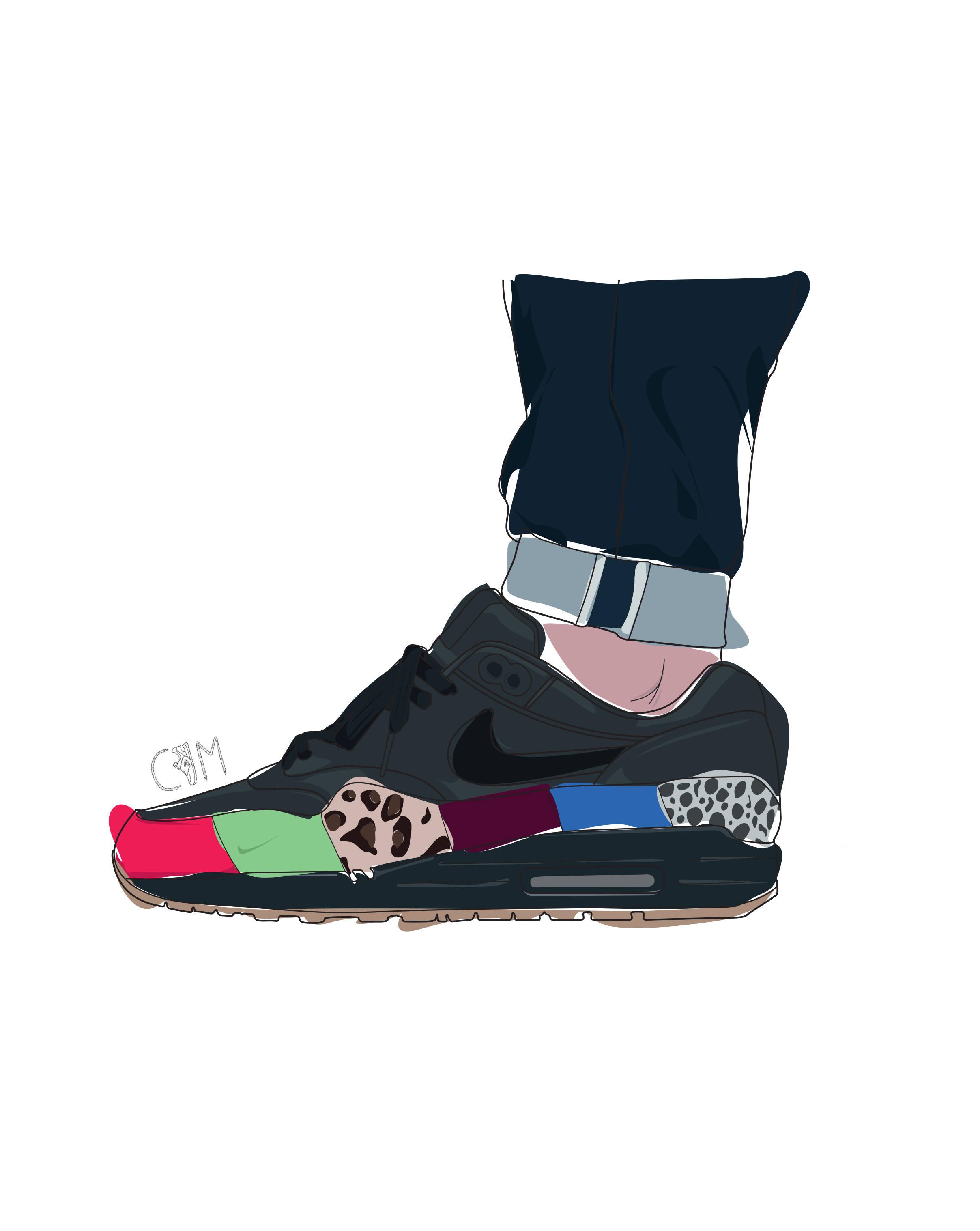 the latest 72ccc 361b0 The Sneaker Drop  Nike Air Max 1 Master
