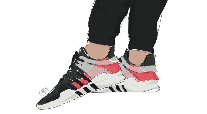 The Sneaker Drop: adidas EQT
